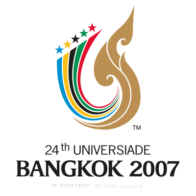 Image result for bangkok universiade 2007