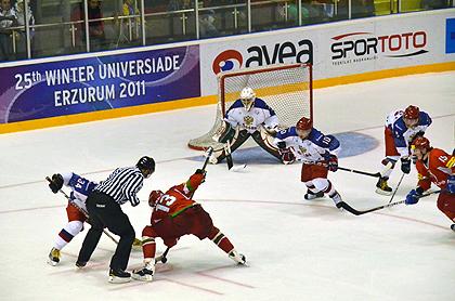 2011 Wu Update Day 11 Ice Hockey Men S Medal Games