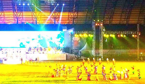 151214 asean1 - Asean University Games Palembang