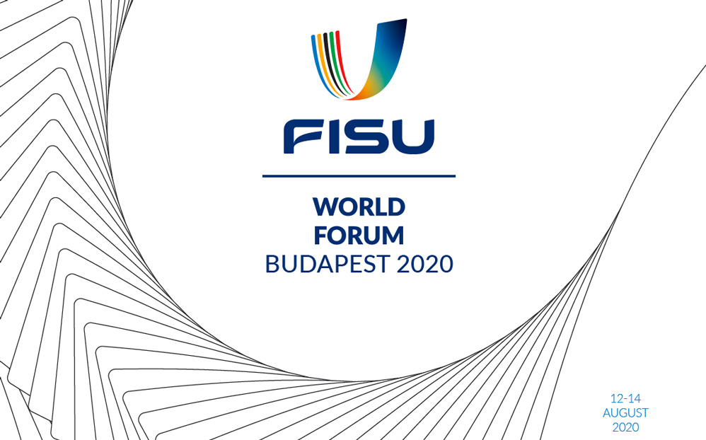 FISU WORLD FOrum Boletín Cover