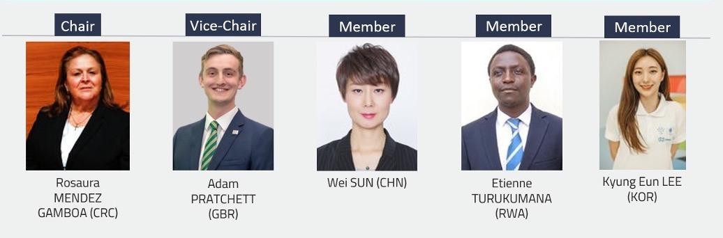 GEC members