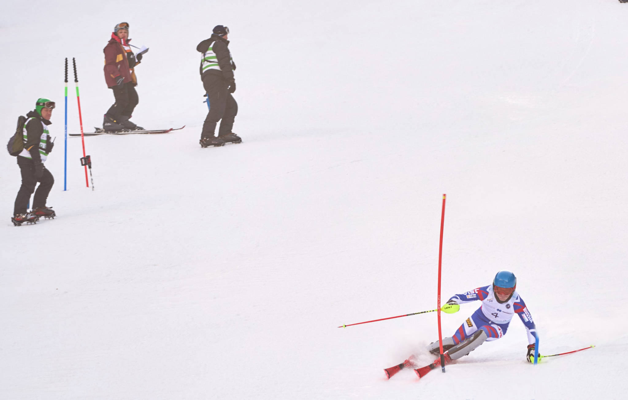 Learning: Pushing limits with Winter Universiade 2019 Alpine