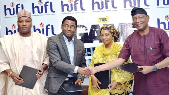 NUGA introduces Football League with Pace sports entertainment Limited
