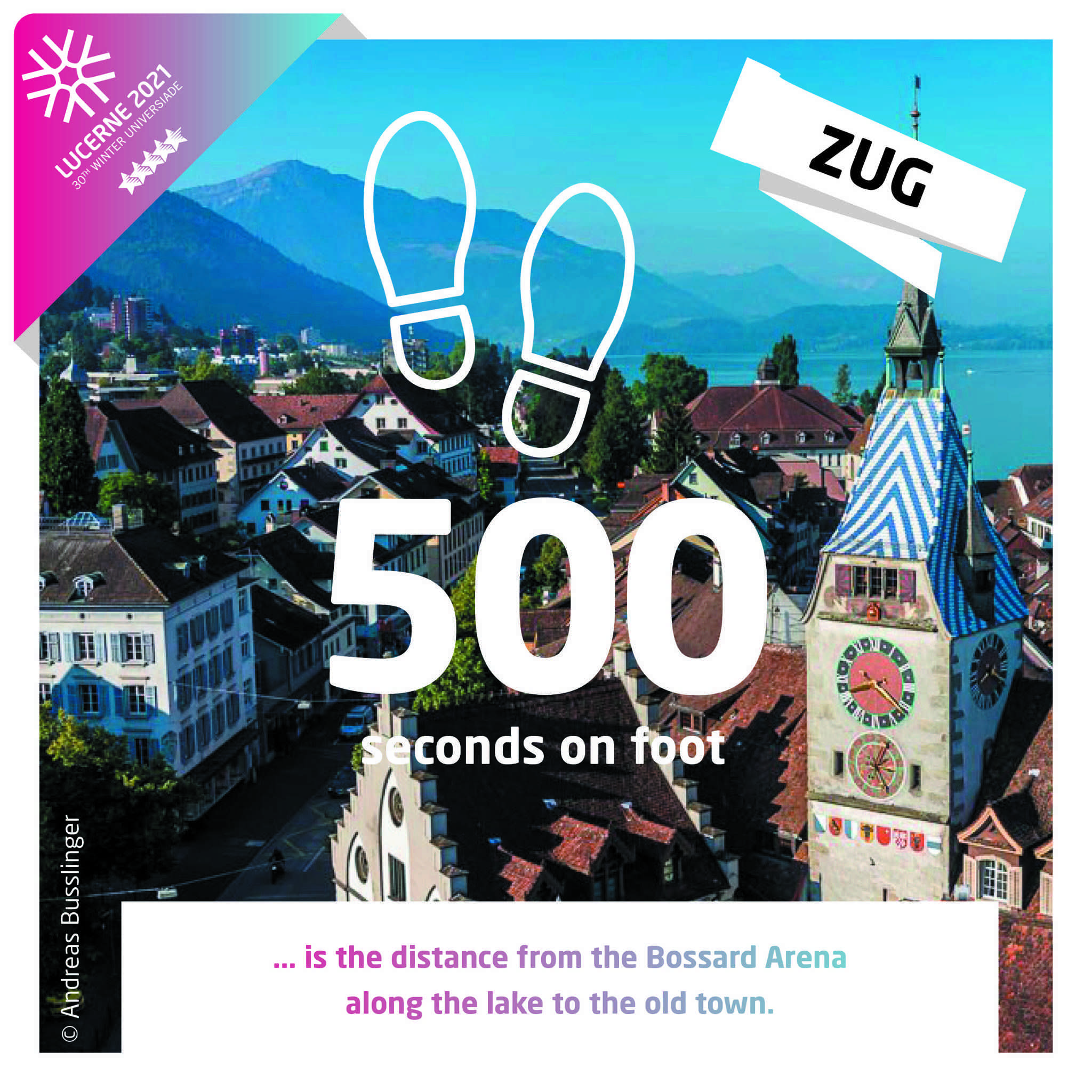 5 reasons why 500 days to Lucerne 2021 must be celebrated!